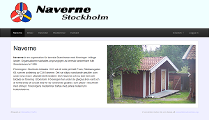 naverne.se website